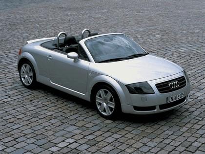 2003 Audi TT 3.2 roadster quattro 11