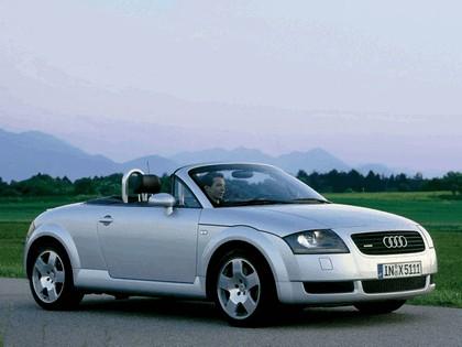 2003 Audi TT 3.2 roadster quattro 14