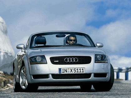 2003 Audi TT 3.2 roadster quattro 13