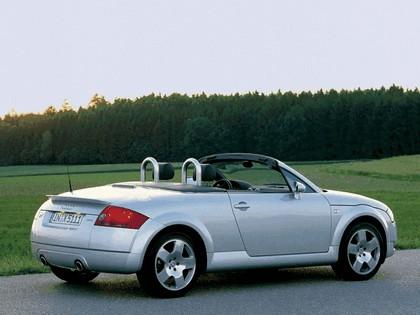 2003 Audi TT 3.2 roadster quattro 15