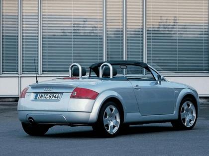 2003 Audi TT 3.2 roadster quattro 16