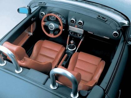 2003 Audi TT 3.2 roadster quattro 17