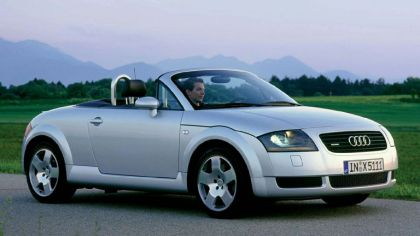 2003 Audi TT 3.2 roadster quattro 2