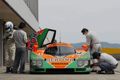 1991 Mazda 787B ( LeMans winner ) 4