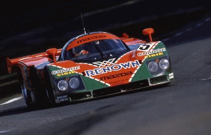 1991 Mazda 787B ( LeMans winner ) 11