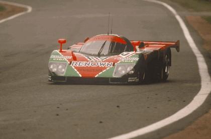 1991 Mazda 787B ( LeMans winner ) 13