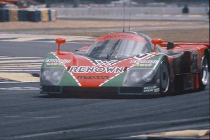 1991 Mazda 787B ( LeMans winner ) 14