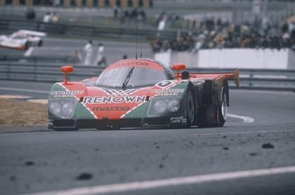 1991 Mazda 787B ( LeMans winner ) 15