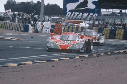 1991 Mazda 787B ( LeMans winner ) 16