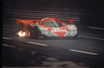 1991 Mazda 787B ( LeMans winner ) 17