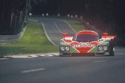 1991 Mazda 787B ( LeMans winner ) 18