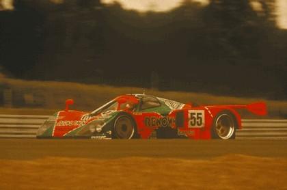1991 Mazda 787B ( LeMans winner ) 20