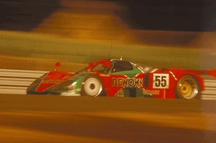 1991 Mazda 787B ( LeMans winner ) 21