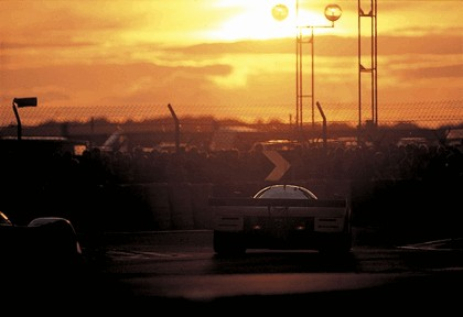 1991 Mazda 787B ( LeMans winner ) 25