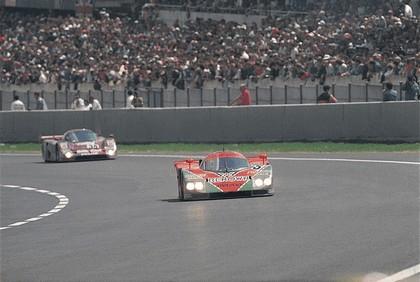 1991 Mazda 787B ( LeMans winner ) 29