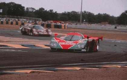 1991 Mazda 787B ( LeMans winner ) 30
