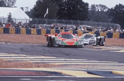 1991 Mazda 787B ( LeMans winner ) 32