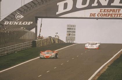 1991 Mazda 787B ( LeMans winner ) 34