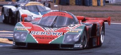 1991 Mazda 787B ( LeMans winner ) 35