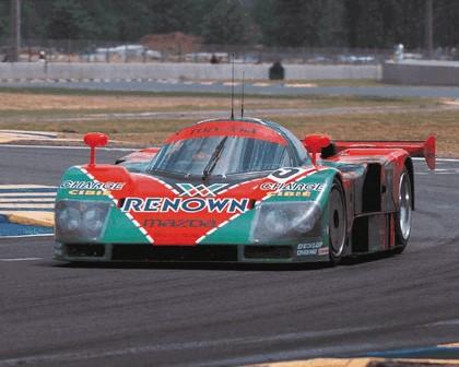 1991 Mazda 787B ( LeMans winner ) 36