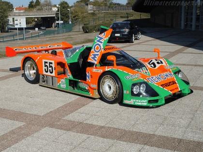 1991 Mazda 787B ( LeMans winner ) 37