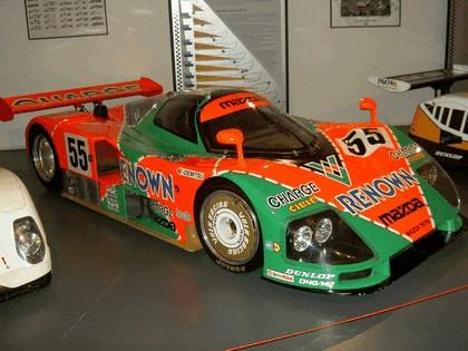 1991 Mazda 787B ( LeMans winner ) 46