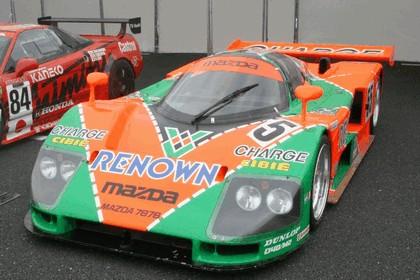 1991 Mazda 787B ( LeMans winner ) 44