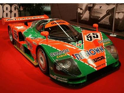1991 Mazda 787B ( LeMans winner ) 48