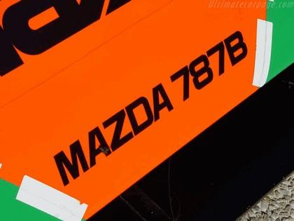 1991 Mazda 787B ( LeMans winner ) 49