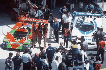 1991 Mazda 787B ( LeMans winner ) 53