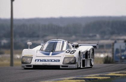 1991 Mazda 787B ( LeMans winner ) 56