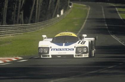 1991 Mazda 787B ( LeMans winner ) 57