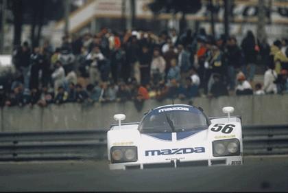 1991 Mazda 787B ( LeMans winner ) 58