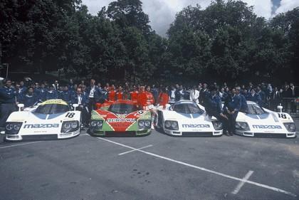 1991 Mazda 787B ( LeMans winner ) 60