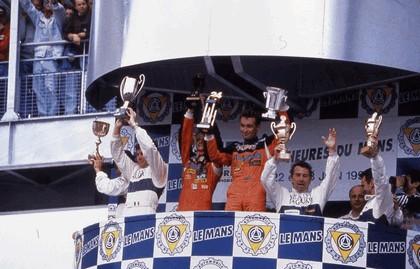 1991 Mazda 787B ( LeMans winner ) 62