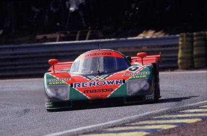 1991 Mazda 787B ( LeMans winner ) 93