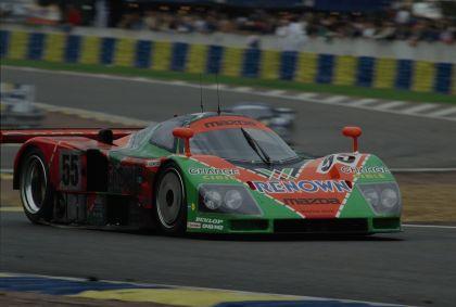 1991 Mazda 787B ( LeMans winner ) 96