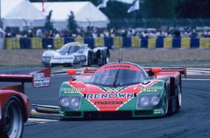1991 Mazda 787B ( LeMans winner ) 98