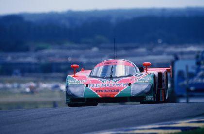 1991 Mazda 787B ( LeMans winner ) 99