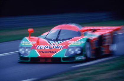 1991 Mazda 787B ( LeMans winner ) 100