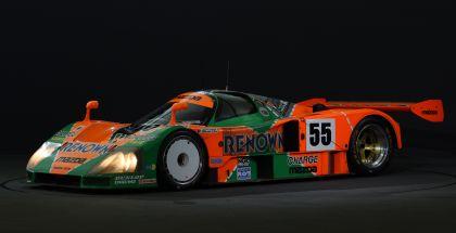 1991 Mazda 787B ( LeMans winner ) 102