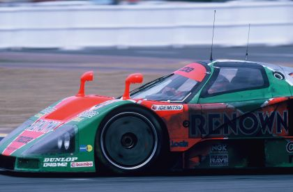 1991 Mazda 787B ( LeMans winner ) 103