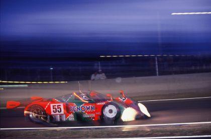 1991 Mazda 787B ( LeMans winner ) 104