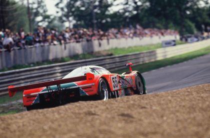 1991 Mazda 787B ( LeMans winner ) 105