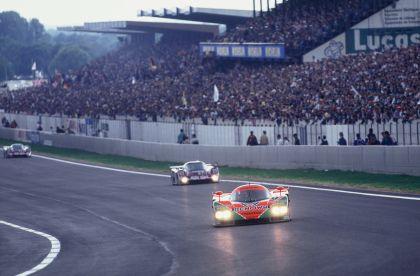 1991 Mazda 787B ( LeMans winner ) 107