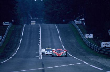 1991 Mazda 787B ( LeMans winner ) 108