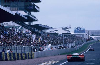 1991 Mazda 787B ( LeMans winner ) 109