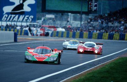 1991 Mazda 787B ( LeMans winner ) 110