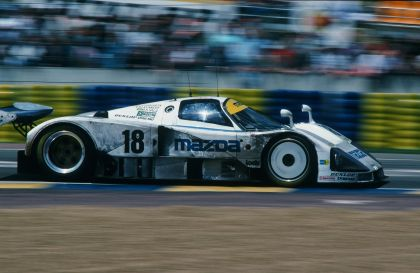 1991 Mazda 787B ( LeMans winner ) 113