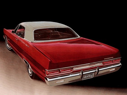 1972 Plymouth Sport Fury 3